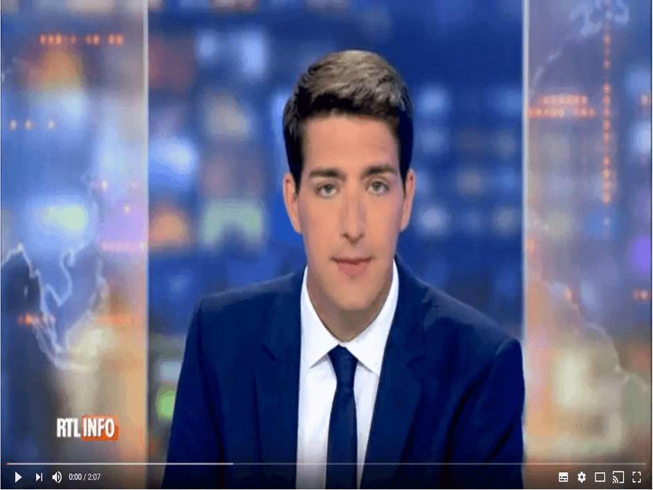 RTL info : Un premier regard sur le droit à la déconnexion