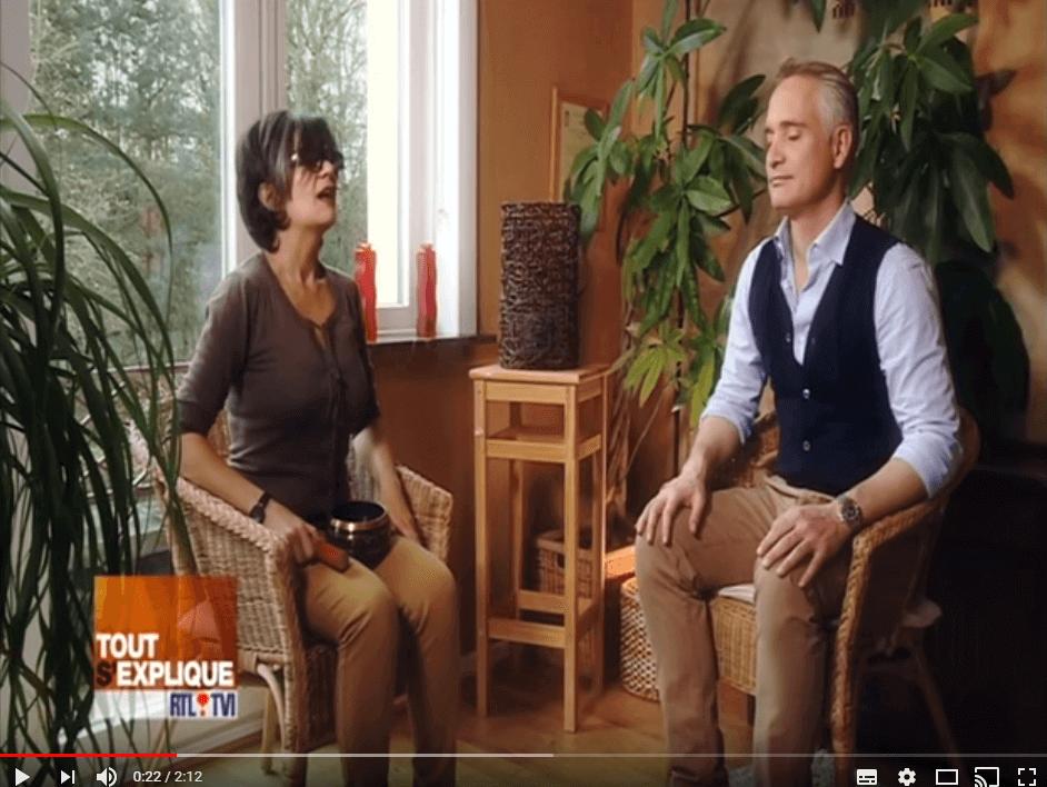 Qu'est-ce que la Pleine Conscience? RTL TVI tout s'explique - Mindfulness Fr 01