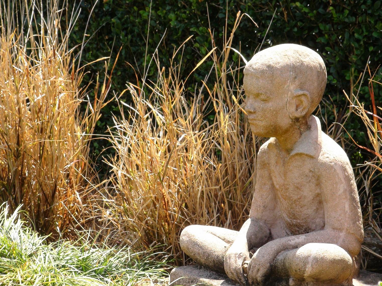 enfant méditation