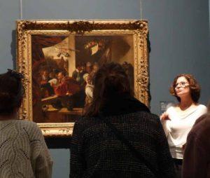 Session Mindful ART - Musée Royeaux des beaux arts de Bruxelles -